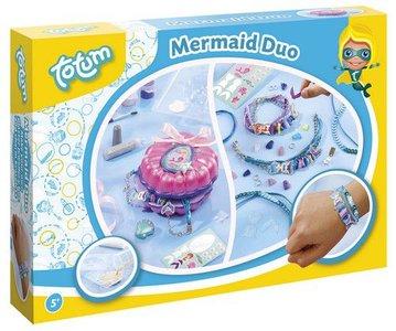 Totum kinder hobbyset Mermaids 2in1 set A3,5