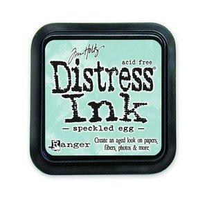 Ranger Distress Inks Pad - Speckled Egg  Tim Holtz