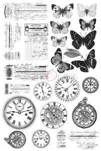 Tracing Paper 4, Mixed Media, 15,25x20,3cm, 190 gsm