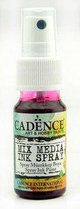 Cadence Mix Media Inkt spray Magenta 25 ml
