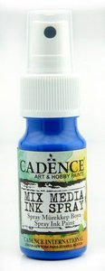 Cadence Mix Media Inkt spray Lichtblauw 25 ml