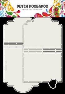 Dutch Doobadoo Card Art A4 Mini album set