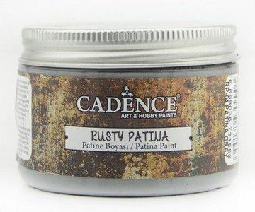 Cadence rusty patina verf Patina grijs 150 ml