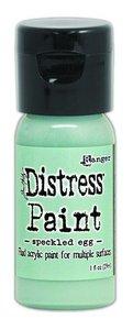 Ranger Distress Paint Flip Cap Bottle 29ml - Speckled Egg  Tim Holtz