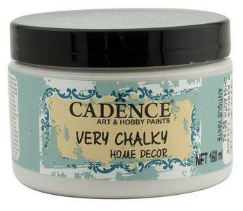 Cadence Very Chalky Home Decor (ultra mat) Antiek wit 150 ml