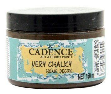 Cadence Very Chalky Home Decor (ultra mat) Burnt umber 150 ml