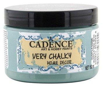 Cadence Very Chalky Home Decor (ultra mat) Groen - Atlantic 150 ml