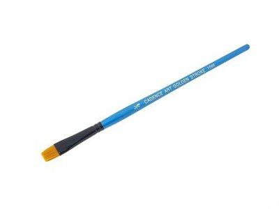 Cadence CA 1006 plat penseel goud synthetisch  NO:1/2 - 11mm