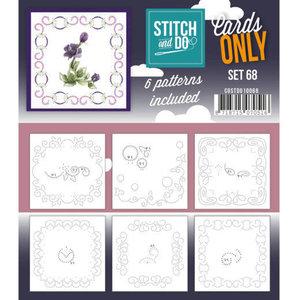 Cards Only Stitch 4K - 68