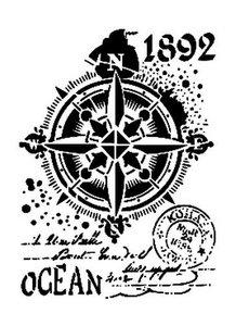 Cadence Mask Stencil AS - ocean-kompas