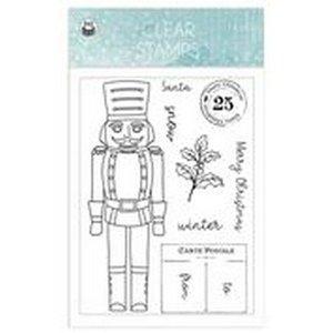 Piatek13 - Clear stamp set The Four Seasons - Winter 01