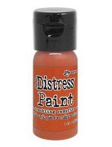Ranger Distress Paint Flip Cap Bottle 29ml - Crackling Campfire