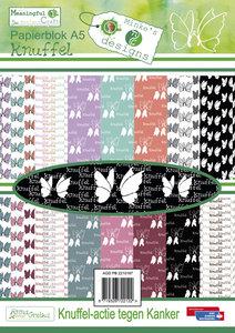 Paperpack Minke's designs A5 Knuffel