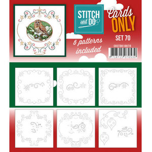 Cards Only Stitch 4K - 70