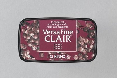 Versafine Clair inktkussen Dark Chianti