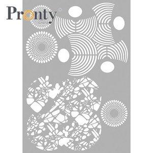 Pronty Layered Circles A4 470.770.054