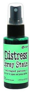 Ranger Distress Spray Stain 57 ml - Salvaged Patina Tim Holtz