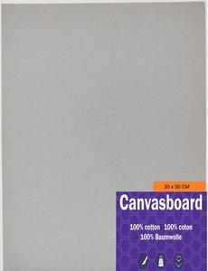 Canvasboard 30x30CM 3 mm