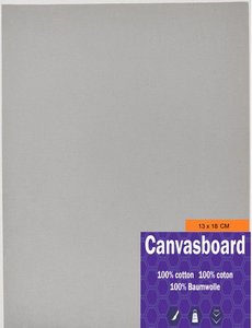 Canvasboard 13x18CM 3 mm