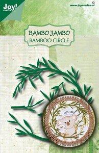 Joy! Crafts Stans-embosmal - Noor - Bamboe cirkel 6002/1629