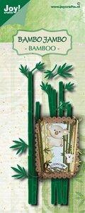 Joy! Crafts Stans-embosmal - Noor - Bamboe 6002/1628