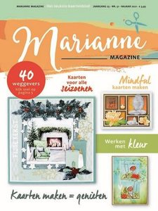 Marianne Design Magazine Marianne nr 51