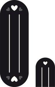Marianne Design eline's scandinavian hearts CR1228