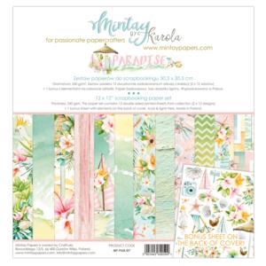 Mintay paperset Paradise 30,5 x 30,5 cm