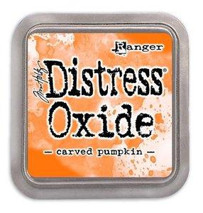 Ranger Distress Oxide - carved pumpkin