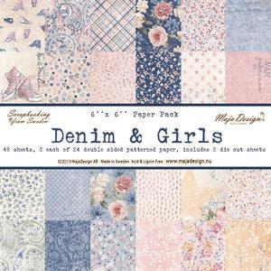 Maja Design Paperpack Denim & Girls