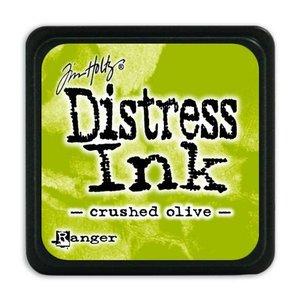 Ranger Distress Mini Ink pad - crushed olive