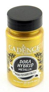 Cadence Dora Hybride metallic verf Rich gold 90 ml