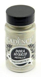Cadence Dora Hybride metallic verf Platinum 90 ml
