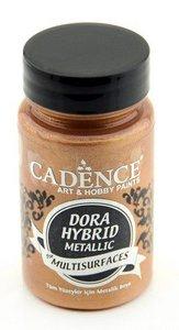 Cadence Dora Hybride metallic verf Brons 90 ml