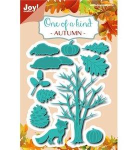 Joy! stencil One of a kind autumn 6002/0636