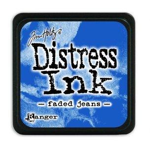 Ranger Distress Mini Ink pad - faded jeans