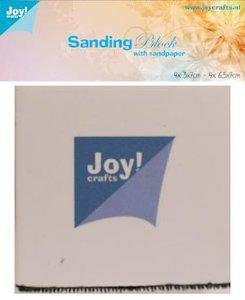 Joy! schuurblokje incl schuurpapier 6200/0001